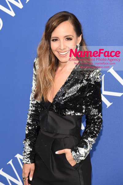 2018 CFDA Fashion Awards Lilliana Vazquez - NameFace Photo Agency New York City - hello@nameface.com - nameface.com - Photo by Steve Eichner