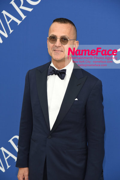 2018 CFDA Fashion Awards Steven Kolb - NameFace Photo Agency New York City - hello@nameface.com - nameface.com - Photo by Steve Eichner