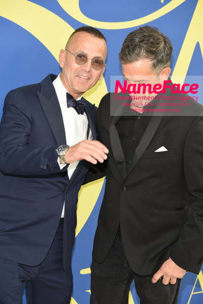 2018 CFDA Fashion Awards Steven Kolb and Kenneth Cole - NameFace Photo Agency New York City - hello@nameface.com - nameface.com - Photo by Steve Eichner