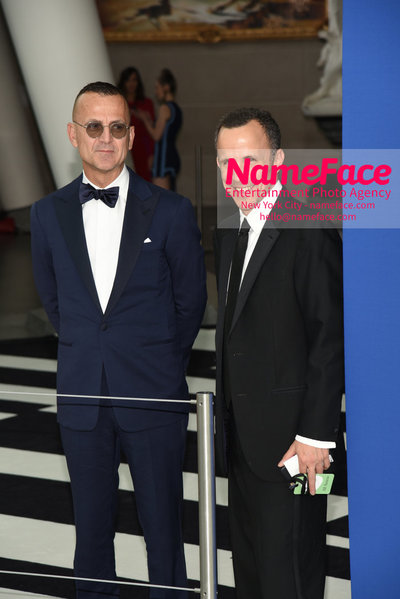 2018 CFDA Fashion Awards Steven Kolb and Marc Karimzadeh - NameFace Photo Agency New York City - hello@nameface.com - nameface.com - Photo by Steve Eichner