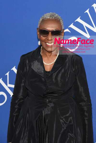2018 CFDA Fashion Awards Bethann Hardison - NameFace Photo Agency New York City - hello@nameface.com - nameface.com - Photo by Steve Eichner
