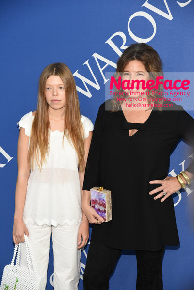 2018 CFDA Fashion Awards Guest and Anne Pasternak - NameFace Photo Agency New York City - hello@nameface.com - nameface.com - Photo by Steve Eichner