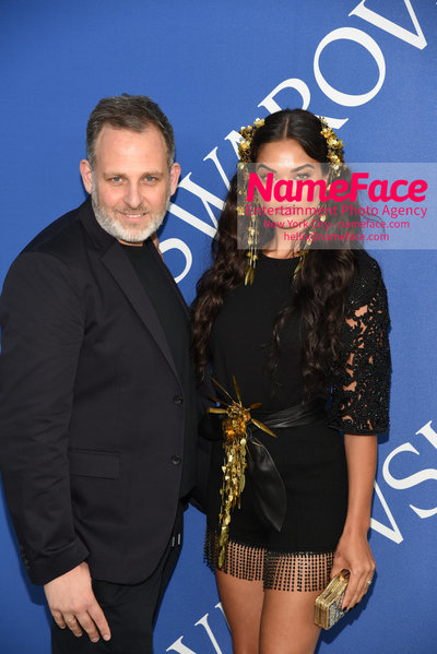 2018 CFDA Fashion Awards Kobi Halperin and Shanina Shaik - NameFace Photo Agency New York City - hello@nameface.com - nameface.com - Photo by Steve Eichner