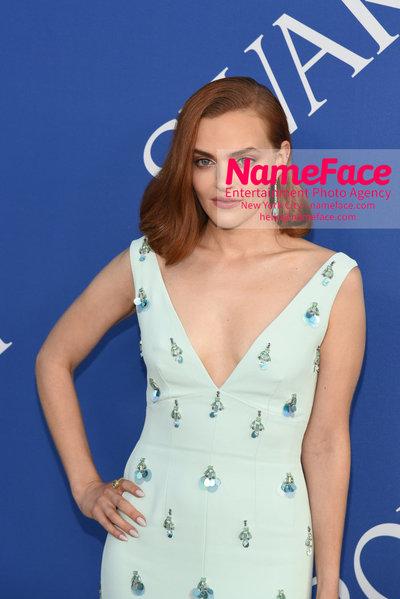 2018 CFDA Fashion Awards Madeline Brewer - NameFace Photo Agency New York City - hello@nameface.com - nameface.com - Photo by Steve Eichner