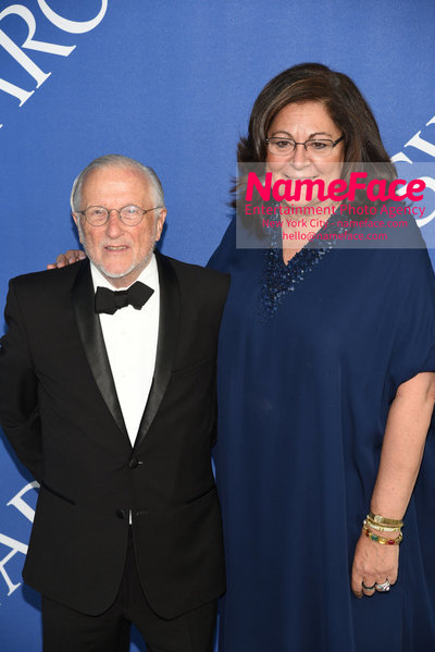 2018 CFDA Fashion Awards Stan Herman and Fern Mallis - NameFace Photo Agency New York City - hello@nameface.com - nameface.com - Photo by Steve Eichner