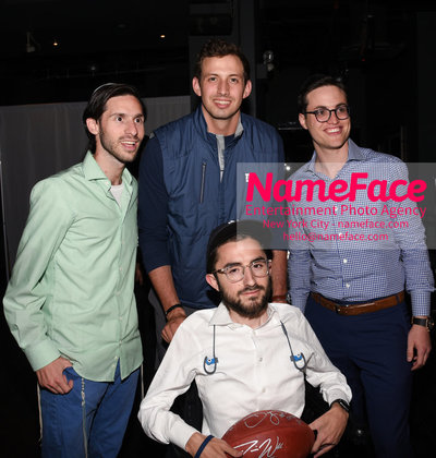 4th Annual Children Of The City Charity Bowl Davis Webb - NameFace Photo Agency New York City - hello@nameface.com - nameface.com - Photo by Daniela Kirsch