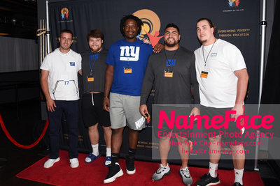 4th Annual Children Of The City Charity Bowl Kyle Lauletta, Evan Brown, Tyler Howell, Will Hernandez and Nicholas Gates - NameFace Photo Agency New York City - hello@nameface.com - nameface.com - Photo by Daniela Kirsch