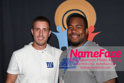 4th Annual Children Of The City Charity Bowl Kyle Lauletta and BJ Hill - NameFace Photo Agency New York City - hello@nameface.com - nameface.com - Photo by Daniela Kirsch