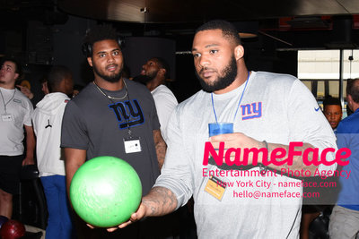 4th Annual Children Of The City Charity Bowl Tyrell Chavis - NameFace Photo Agency New York City - hello@nameface.com - nameface.com - Photo by Daniela Kirsch