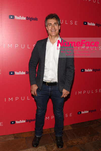 Youtube with The Cinema Society host a screening of Impulse - Arrivals Doug Liman - NameFace Photo Agency New York City - hello@nameface.com - nameface.com - Photo by Daniela Kirsch