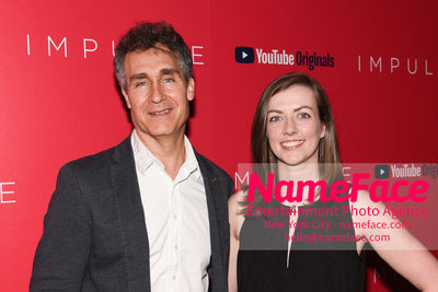 Youtube with The Cinema Society host a screening of Impulse - Arrivals Doug Liman and Guest - NameFace Photo Agency New York City - hello@nameface.com - nameface.com - Photo by Daniela Kirsch