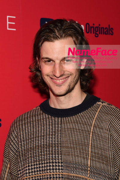 Youtube with The Cinema Society host a screening of Impulse - Arrivals Peter Vack - NameFace Photo Agency New York City - hello@nameface.com - nameface.com - Photo by Daniela Kirsch