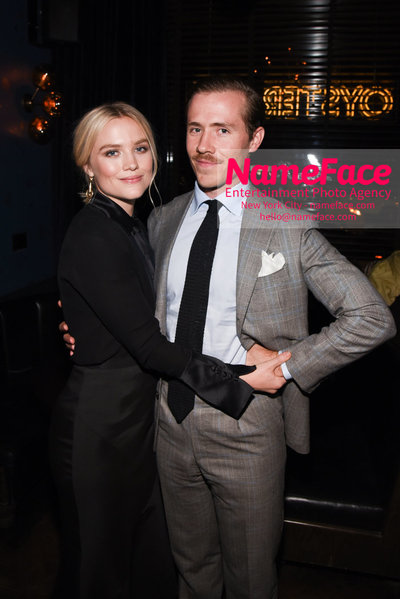 Youtube with The Cinema Society host a screening of Impulse - After Party Maddie Hasson and Julian Brink - NameFace Photo Agency New York City - hello@nameface.com - nameface.com - Photo by Daniela Kirsch