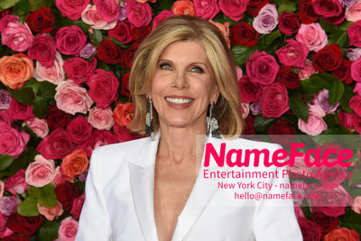 Tony Awards 2018 - Arrivals Christine Baranski - NameFace Photo Agency New York City - hello@nameface.com - nameface.com - Photo by Daniela Kirsch