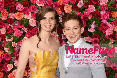 Tony Awards 2018 - Arrivals Ethan Slater - NameFace Photo Agency New York City - hello@nameface.com - nameface.com - Photo by Daniela Kirsch