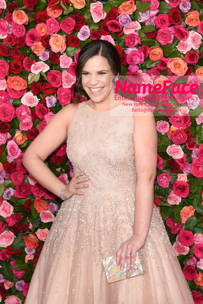 Tony Awards 2018 - Arrivals Lindsay Mendez - NameFace Photo Agency New York City - hello@nameface.com - nameface.com - Photo by Daniela Kirsch