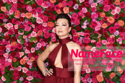 Tony Awards 2018 - Arrivals Ming-Na Wen - NameFace Photo Agency New York City - hello@nameface.com - nameface.com - Photo by Daniela Kirsch
