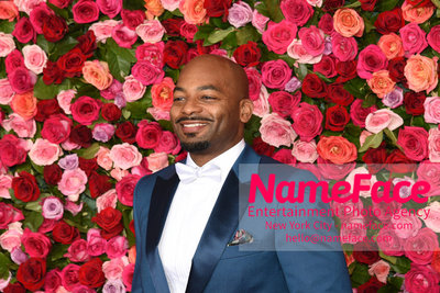 Tony Awards 2018 - Arrivals Brandon Victor Dixon - NameFace Photo Agency New York City - hello@nameface.com - nameface.com - Photo by Daniela Kirsch