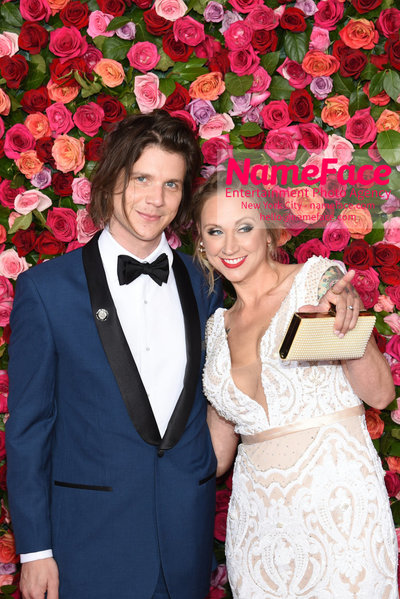 Tony Awards 2018 - Arrivals Derek Brown of The Flaming Lips - NameFace Photo Agency New York City - hello@nameface.com - nameface.com - Photo by Daniela Kirsch