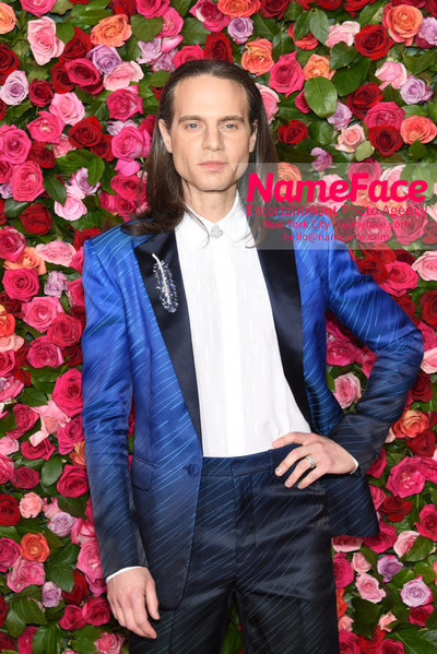 Tony Awards 2018 - Arrivals Jordan Roth - NameFace Photo Agency New York City - hello@nameface.com - nameface.com - Photo by Daniela Kirsch