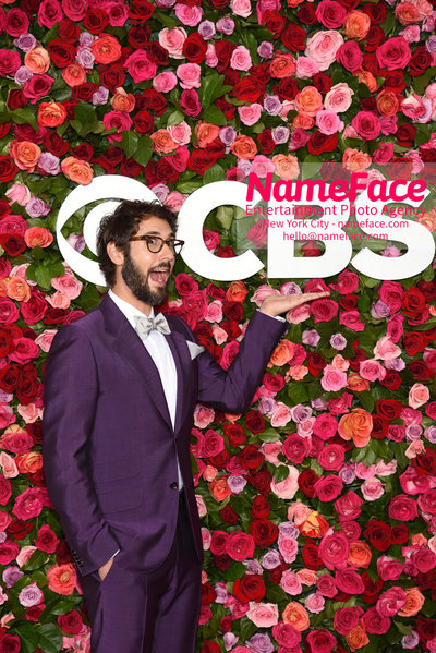 Tony Awards 2018 - Arrivals Josh Groban - NameFace Photo Agency New York City - hello@nameface.com - nameface.com - Photo by Daniela Kirsch