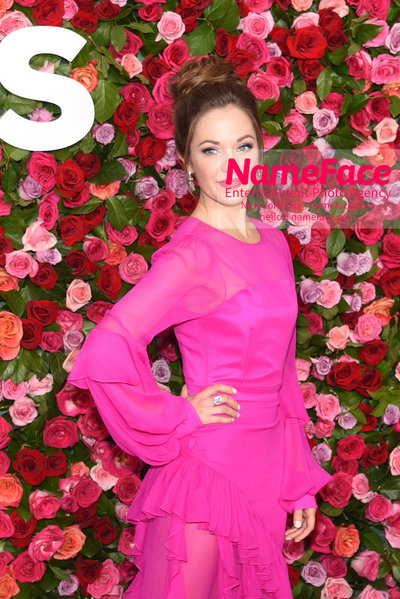 Tony Awards 2018 - Arrivals Laura Osnes - NameFace Photo Agency New York City - hello@nameface.com - nameface.com - Photo by Daniela Kirsch