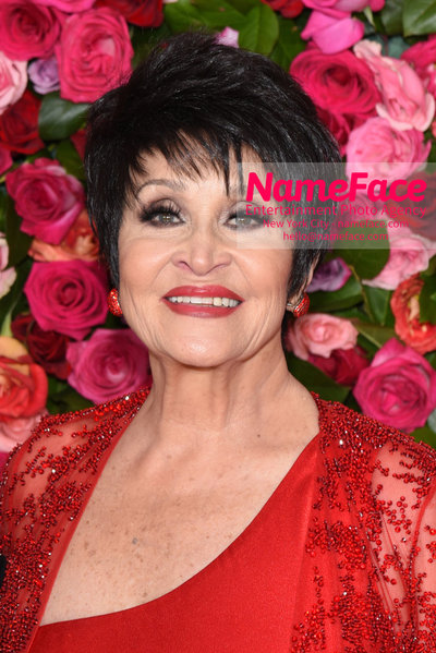 Tony Awards 2018 - Arrivals Chita Rivera - NameFace Photo Agency New York City - hello@nameface.com - nameface.com - Photo by Daniela Kirsch