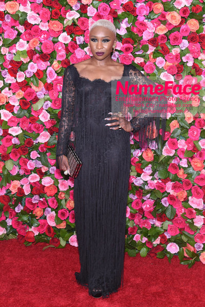 Tony Awards 2018 - Arrivals Cynthia Erivo - NameFace Photo Agency New York City - hello@nameface.com - nameface.com - Photo by Daniela Kirsch
