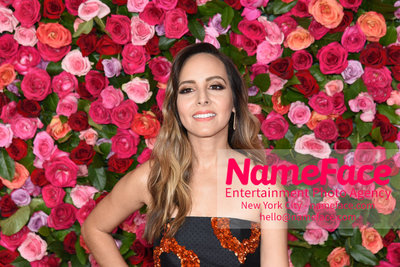 Tony Awards 2018 - Arrivals Lilliana Vazquez - NameFace Photo Agency New York City - hello@nameface.com - nameface.com - Photo by Daniela Kirsch