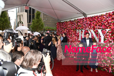 Tony Awards 2018 - Arrivals Nick Scandalious - NameFace Photo Agency New York City - hello@nameface.com - nameface.com - Photo by Daniela Kirsch