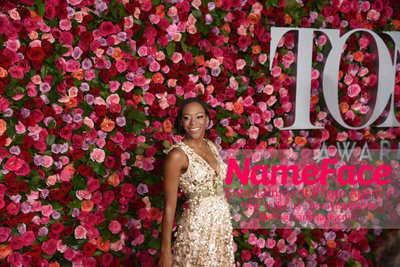 Tony Awards 2018 - Arrivals Nikki M. James - NameFace Photo Agency New York City - hello@nameface.com - nameface.com - Photo by Daniela Kirsch