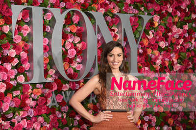 Tony Awards 2018 - Arrivals Sara Bareilles - NameFace Photo Agency New York City - hello@nameface.com - nameface.com - Photo by Daniela Kirsch