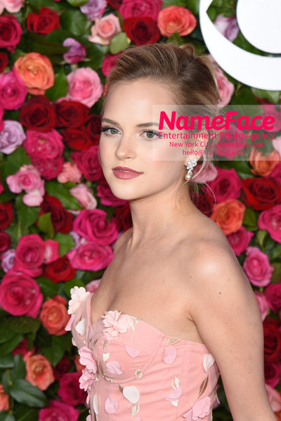 Tony Awards 2018 - Arrivals Stephanie Styles - NameFace Photo Agency New York City - hello@nameface.com - nameface.com - Photo by Daniela Kirsch