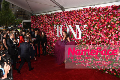 Tony Awards 2018 - Arrivals Ashley Park - NameFace Photo Agency New York City - hello@nameface.com - nameface.com - Photo by Daniela Kirsch