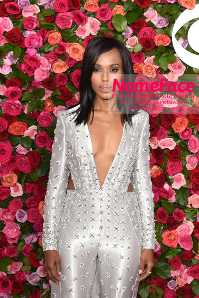 Tony Awards 2018 - Arrivals Kerry Washington - NameFace Photo Agency New York City - hello@nameface.com - nameface.com - Photo by Daniela Kirsch