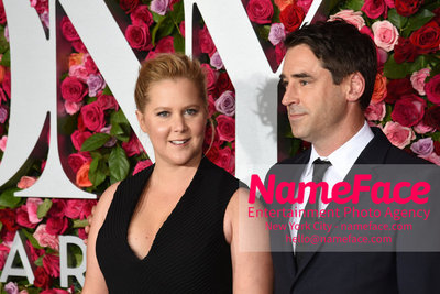 Tony Awards 2018 - Arrivals Amy Schumer - NameFace Photo Agency New York City - hello@nameface.com - nameface.com - Photo by Daniela Kirsch