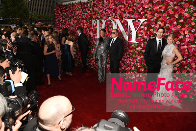 Tony Awards 2018 - Arrivals Atmosphere - NameFace Photo Agency New York City - hello@nameface.com - nameface.com - Photo by Daniela Kirsch