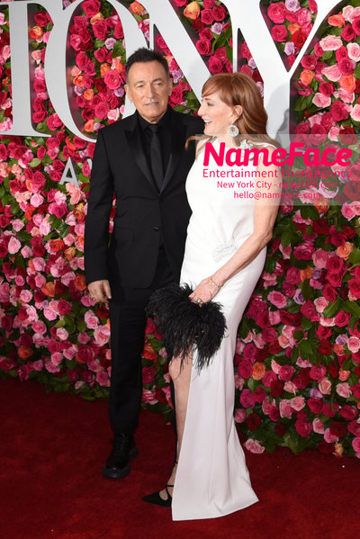Tony Awards 2018 - Arrivals Bruce Springsteen - NameFace Photo Agency New York City - hello@nameface.com - nameface.com - Photo by Daniela Kirsch