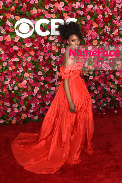 Tony Awards 2018 - Arrivals Condola Rashad - NameFace Photo Agency New York City - hello@nameface.com - nameface.com - Photo by Daniela Kirsch