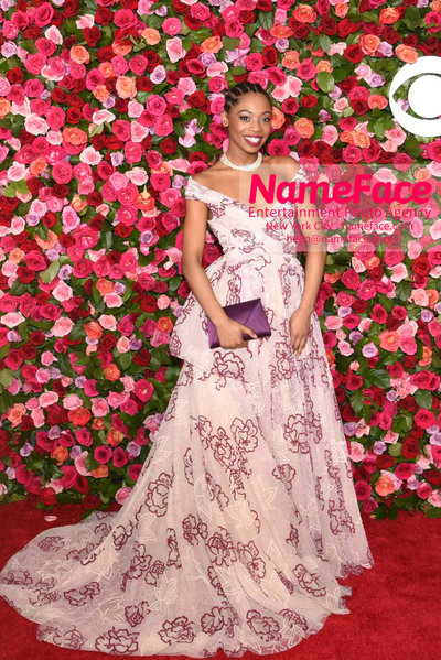 Tony Awards 2018 - Arrivals Hailey Kilgore - NameFace Photo Agency New York City - hello@nameface.com - nameface.com - Photo by Daniela Kirsch