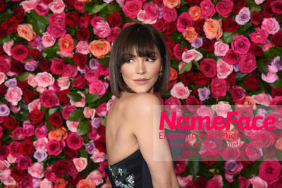 Tony Awards 2018 - Arrivals Katharine McPhee - NameFace Photo Agency New York City - hello@nameface.com - nameface.com - Photo by Daniela Kirsch