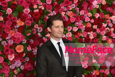 Tony Awards 2018 - Arrivals Matthew Morrison - NameFace Photo Agency New York City - hello@nameface.com - nameface.com - Photo by Daniela Kirsch