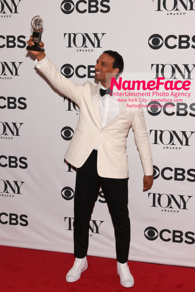 Tony Awards 2018 - Winners Ariel Stachel - NameFace Photo Agency New York City - hello@nameface.com - nameface.com - Photo by Daniela Kirsch