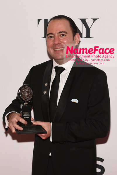 Tony Awards 2018 - Winners Kai Harada - NameFace Photo Agency New York City - hello@nameface.com - nameface.com - Photo by Daniela Kirsch