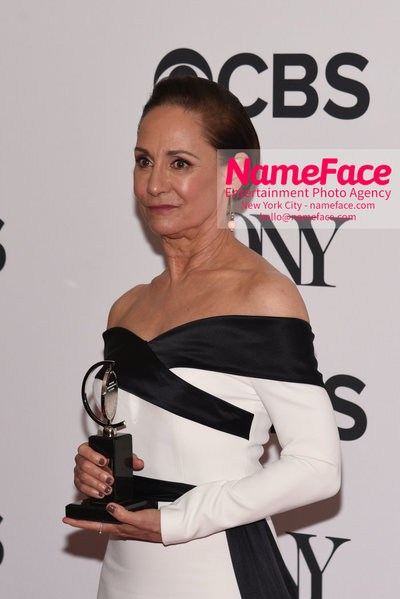 Tony Awards 2018 - Winners Laurie Metcalf - NameFace Photo Agency New York City - hello@nameface.com - nameface.com - Photo by Daniela Kirsch