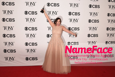 Tony Awards 2018 - Winners Lindsay Mendez - NameFace Photo Agency New York City - hello@nameface.com - nameface.com - Photo by Daniela Kirsch