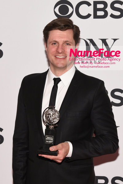 Tony Awards 2018 - Winners Neil Austin - NameFace Photo Agency New York City - hello@nameface.com - nameface.com - Photo by Daniela Kirsch