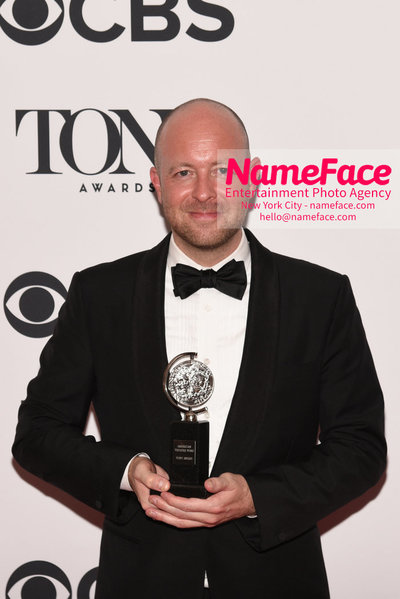 Tony Awards 2018 - Winners John Tiffany - NameFace Photo Agency New York City - hello@nameface.com - nameface.com - Photo by Daniela Kirsch