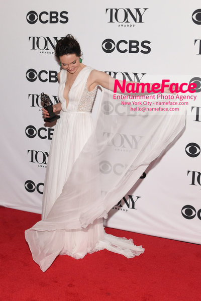 Tony Awards 2018 - Winners Katrina Lenk - NameFace Photo Agency New York City - hello@nameface.com - nameface.com - Photo by Daniela Kirsch