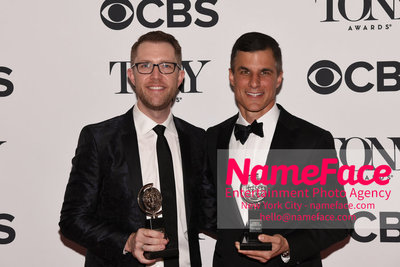 Tony Awards 2018 - Winners Ken Davenport - NameFace Photo Agency New York City - hello@nameface.com - nameface.com - Photo by Daniela Kirsch